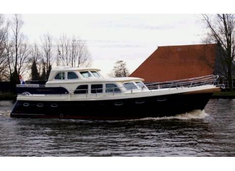 Mercurius - navigue aux Pays-Bas - 13,65m x 4,35 x 1,15 - Couchettes 6 + 3